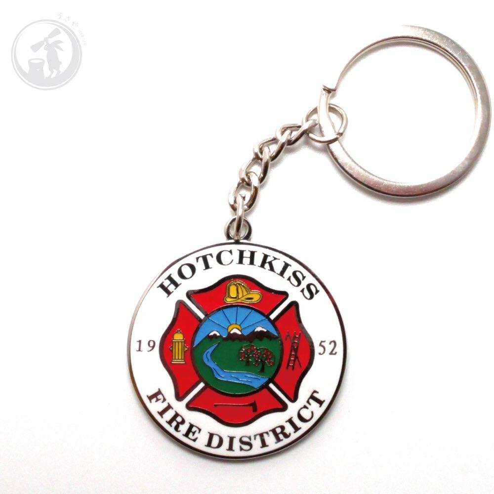 HOTCHKISS FIRE DISTRICT KEYCHAINS(キーホルダー)が入荷しました 日本での売上の一部は、『うさやusa-ya』からホッチキス消防地区へ直接寄付致します  『うさやusa-ya』; http://usa-ya.com/shopdetail/000000000702/disp_pc/…  amazon; https://amzn.to/2FaeFny  #消防署 #消防士 #アメリカ #ボランティア #募金 #寄付 #うさや