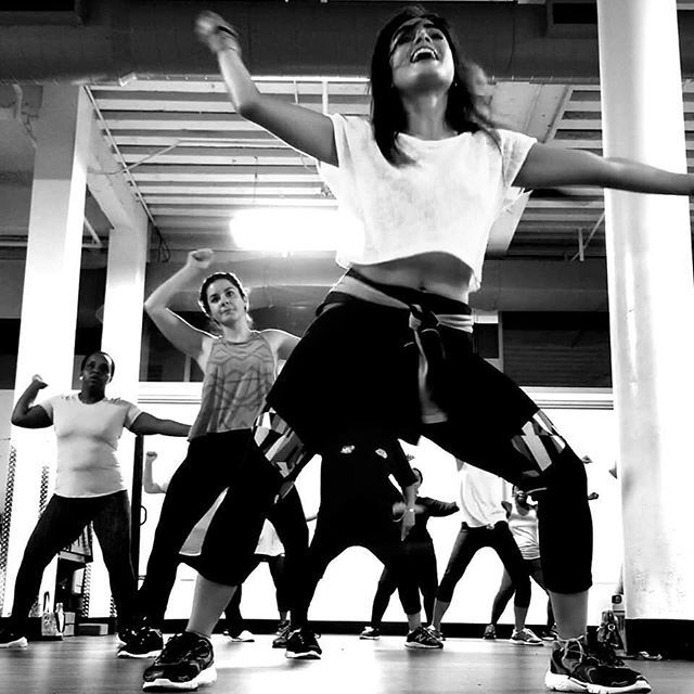 Good morning. Today we will open the @tubeartspace a little bit early with a Cardio Dance class given by our friend Michelle Carson. Doors open at 9 am and class starts at 9:30 am, looking forward to seeing you :) https://t.co/0RRsQjfKNg