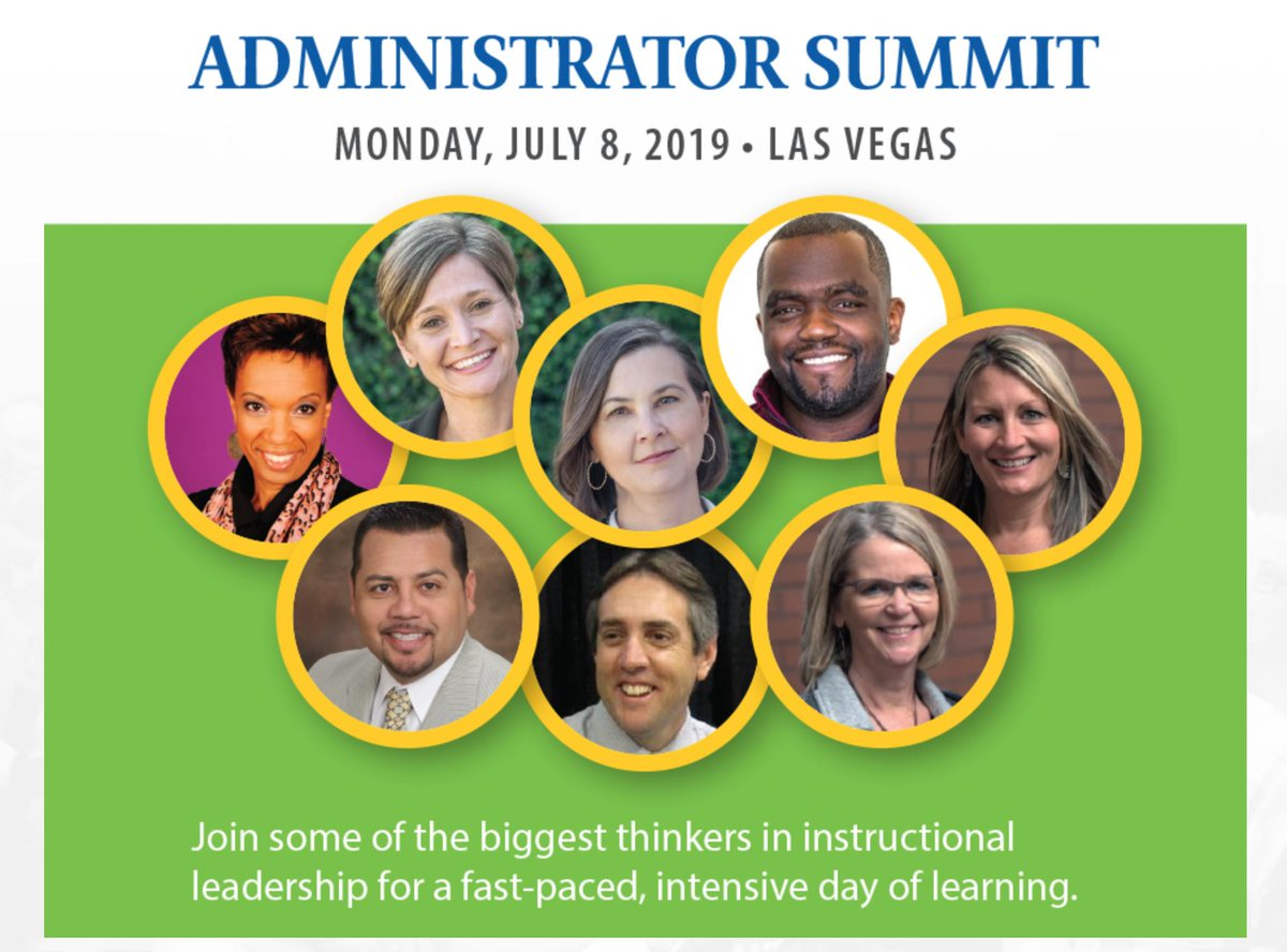 Just checked out the detailed schedule for the @SDE4Educators Administrator Summit coming up in a few weeks in Las Vegas! Honored and completely humbled to share thinking alongside so many wise educators.  http://www. cvent.com/events/sde-201 9-national-conference/custom-17-084bce35e5224e0c8876572e98ad457a.aspx?i=b3b743a9-7702-459a-8740-1520f1127b54   …  #sde2019 #EdLeadership<br>http://pic.twitter.com/HGgBbhm3Gf