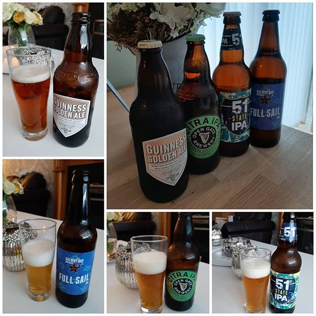 Not a bad bunch..... #ipa #beer #lager #relax #enjoylife #littlethings #simplethings #fun #drink #taste #tasty #saturday #fathersdayeve #pickoftheday #irishlife #ireland #irelanddaily  #discoverireland #discoverdublin #dunnesstores #choice #guiness #guin… http://bit.ly/2MRaRxV