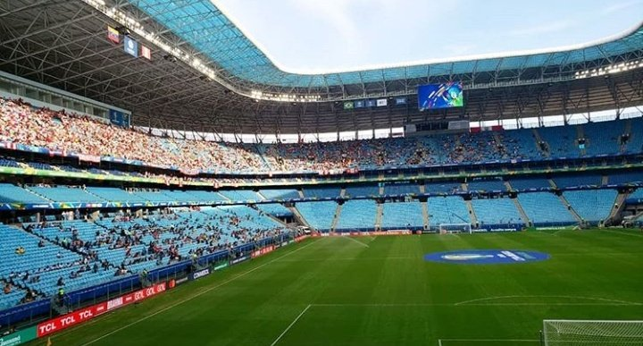 🏆 | Copa América - 1ª rodada (grupo A) ⚽ Venezuela x Peru 📍 Arena do Grêmio 🕑 16h00 BR • 20h00 PT 📺 SporTV