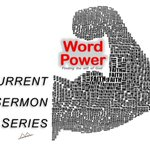 Image for the Tweet beginning: GARY's SERMON NOTES 'Word Power' (Part