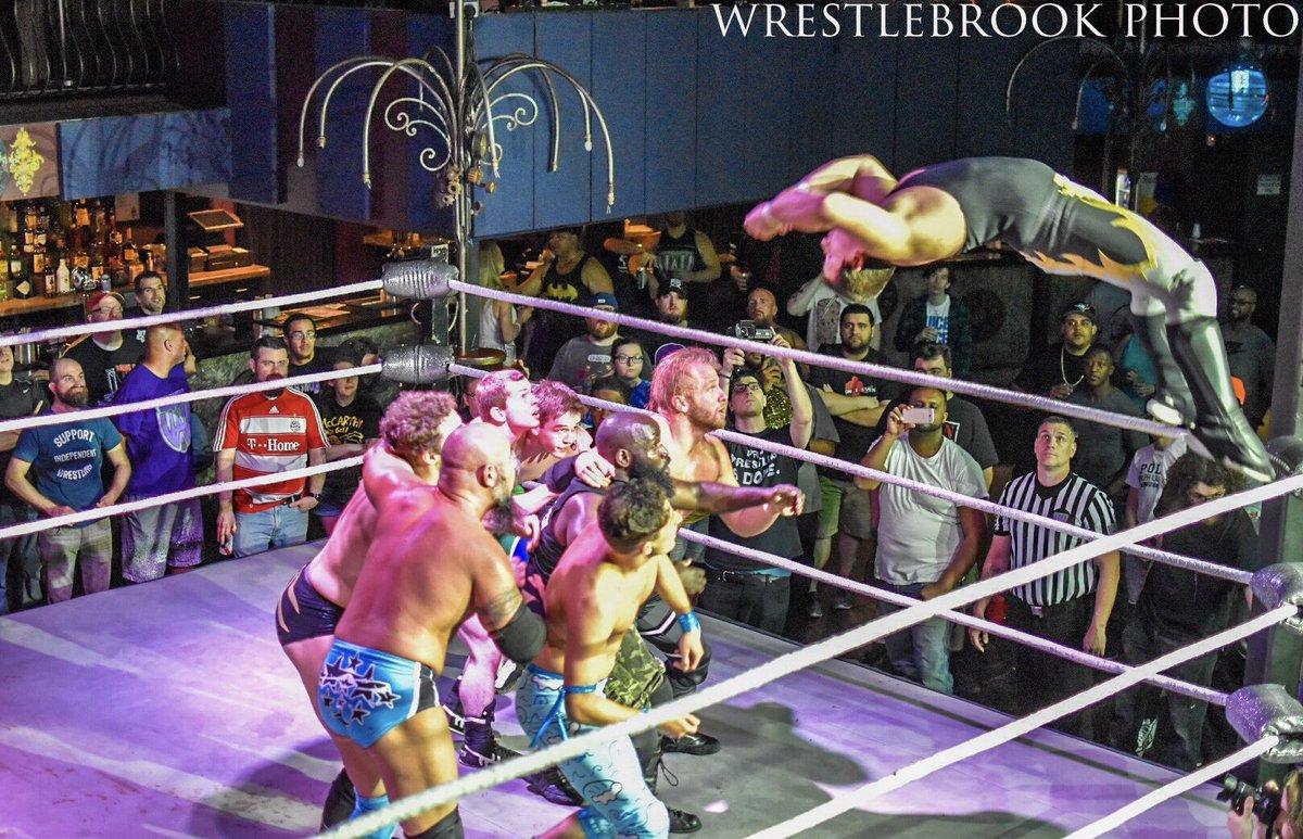 Rumble For Tomorrow (@CJ_Cruz28 / @dl_wrestles / @brg_wrestles / @ShawnDonavan01 / @21kidbullet / @WHATomorrow)