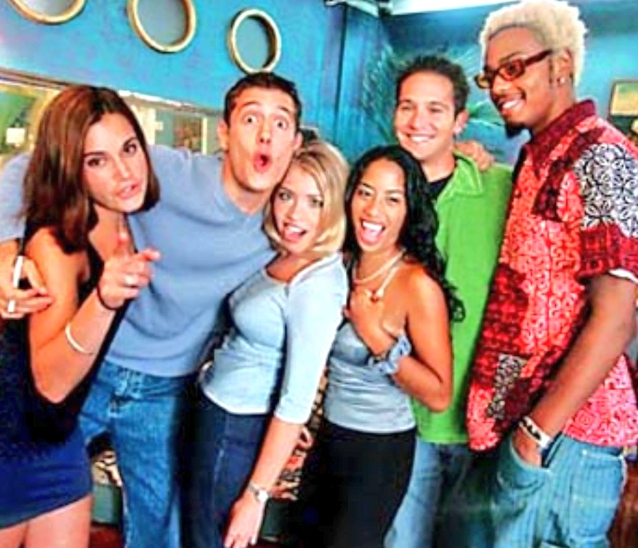 "Amaya Brecher on Twitter: ""20 years ago today on June 15, 1999, The Real  World: Hawaii premiered on @MTV and a generation watched a bunch of kids  (some naked) move into their"