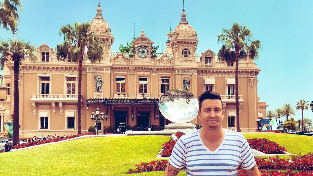 Incredible Monte Carlo 💰💵 Monaco 🇲🇨 @montecarlobay @VisitMonaco #Monaco #MonacoGP #Motivation #travel #DestinationDave 🛫✈️🛬