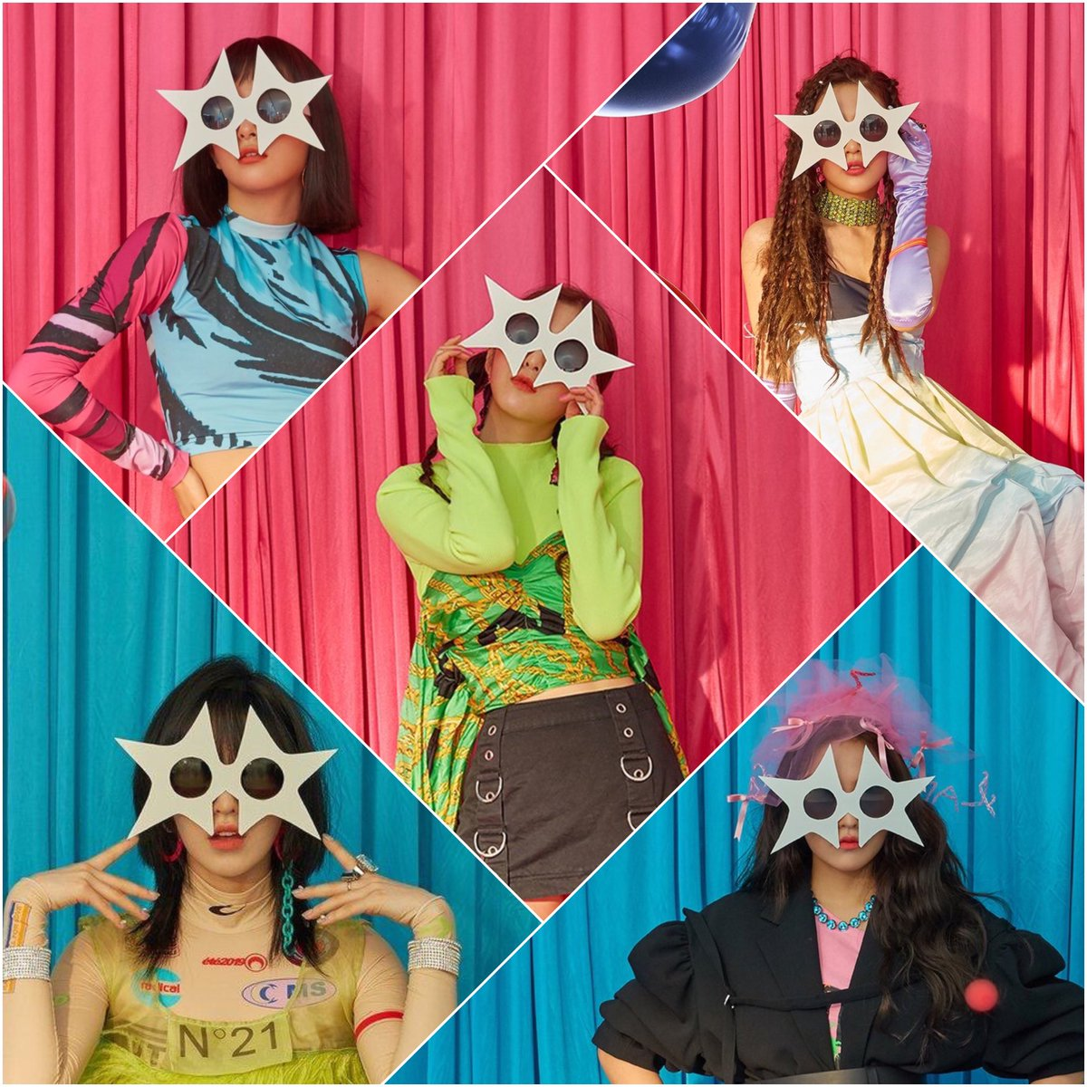 They're finally complete!!! ZIMZALABIM IS COMING!!!!   #TheReveFestivalD4 #RedVelvet @RVsmtown<br>http://pic.twitter.com/eHP0ITqesL