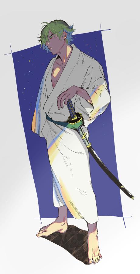 不審な気配を感じたら寝起きでも自分の本体持っていく刀剣男士が好きなんじゃ