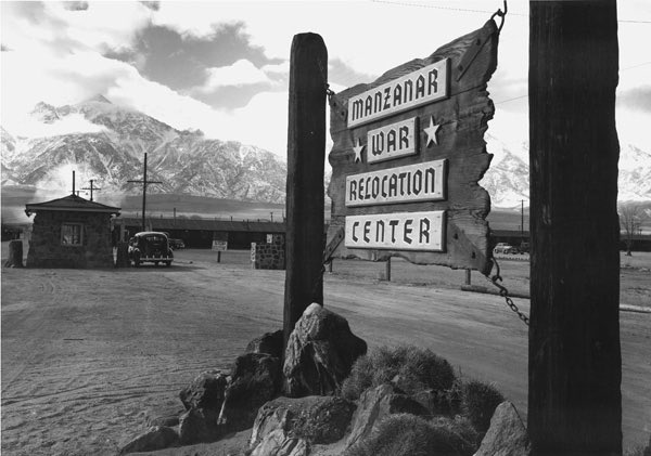 """We have seen this blight upon our country before. Except it was previously called a """"Relocation Center"""" #AMJoy <br>http://pic.twitter.com/Ie36UsD8om"""
