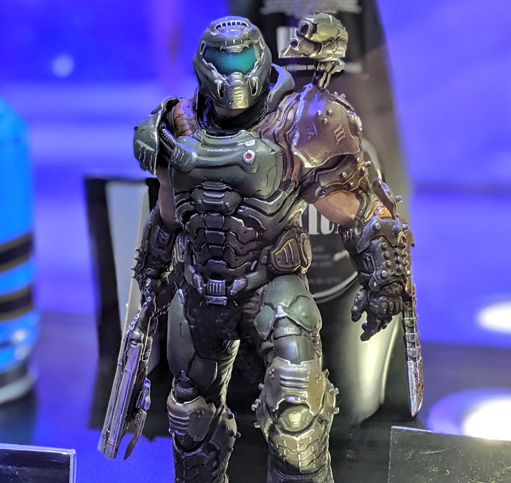 Doom On Twitter New Doom Slayer Statue From Chroniclellc Pre
