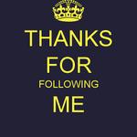 """Image for the Tweet beginning: Merci """""""" de nous suivre"""