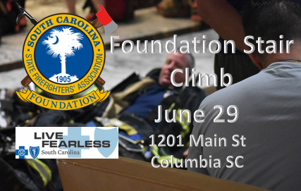 Sc Fire Rescue On Twitter The Fire Rescue Annual Stair Climb Is