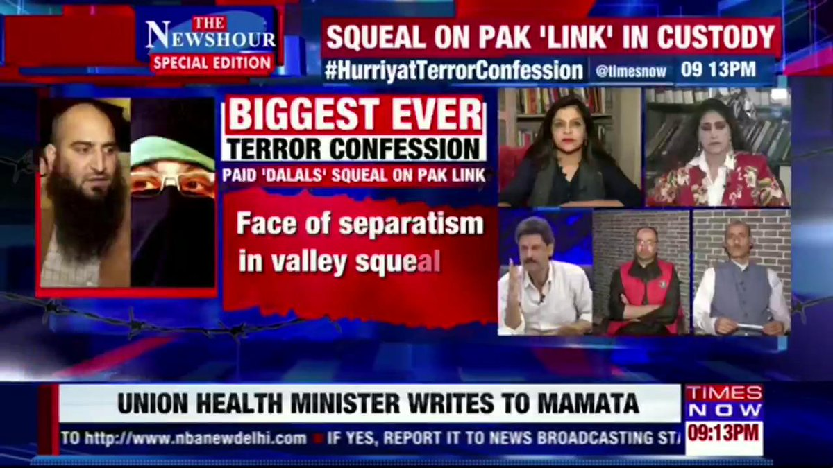 Kashmir is the unique conflict zone in the world where rail estate prices are comparable anywhere in the world: @LalitAmbardar, Activist.   #HurriyatTerrorConfession