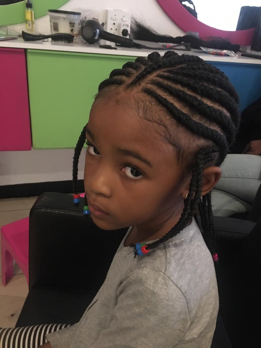 #SAvAFG you know cricket, we know Hair and Kids.... Azania Kids hair salon