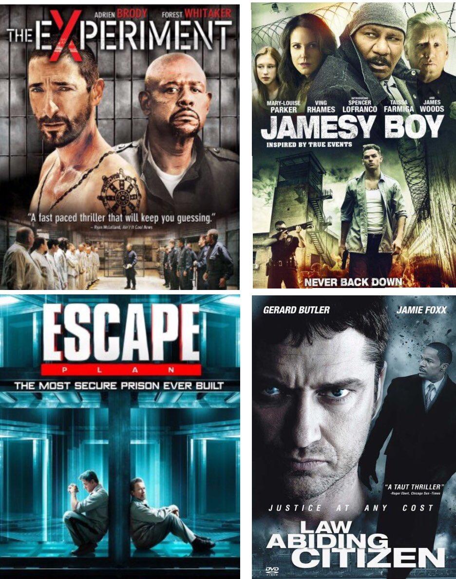 افضل 16 افلام سجون ممكن تشوفها لاتفوتكم🔥👌🏽.
