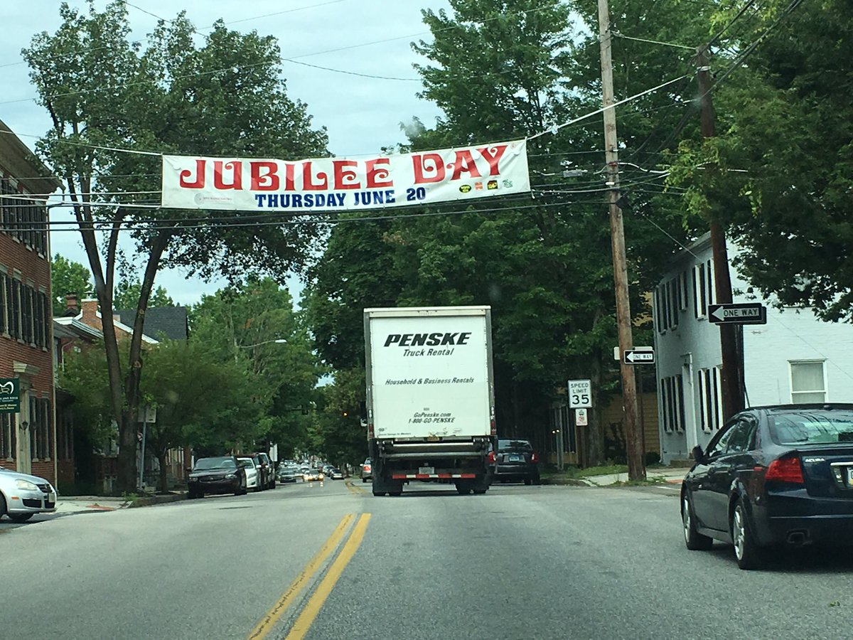 One of the best days of the year is coming up! #JubileeDay2019