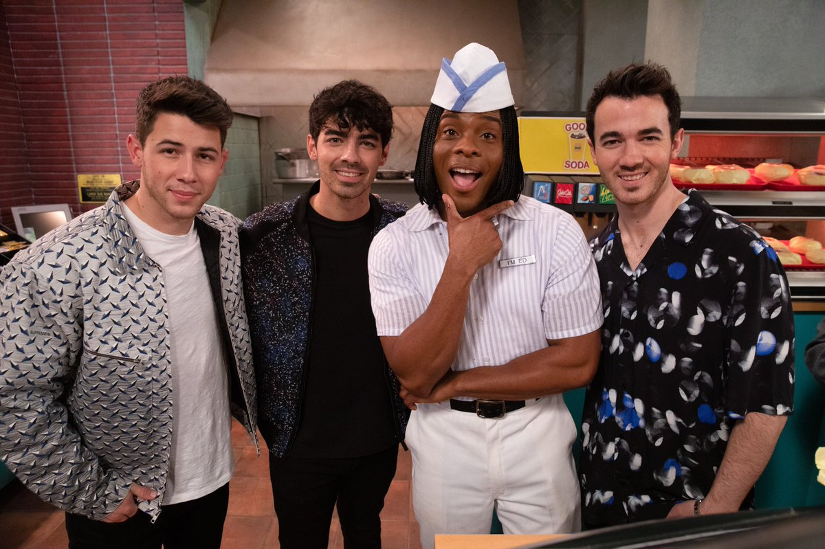 @jonasbrothers's photo on #AllThat