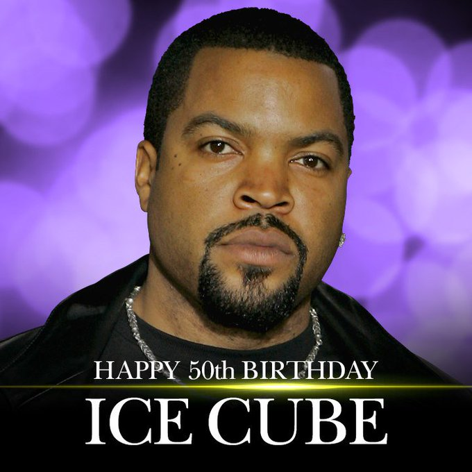 Happy Birthday to Ice Cube! The rapper and actor turns 50 today! More entertainment news: