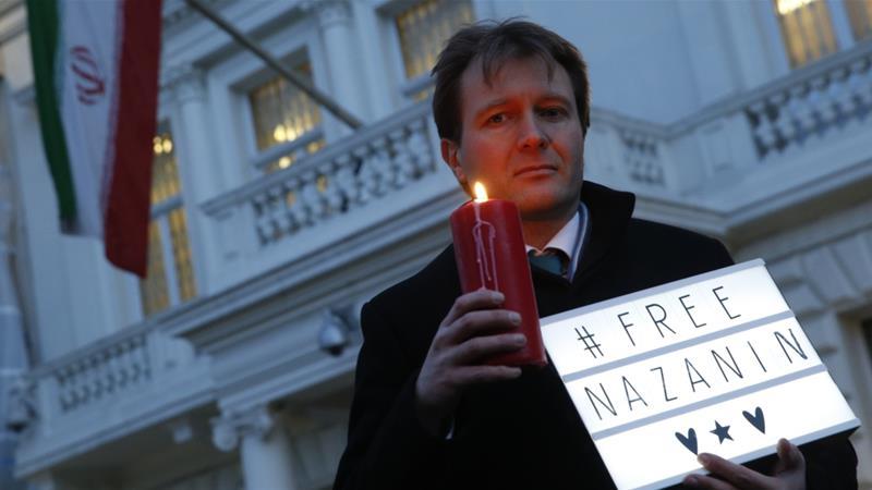 British-Iranian Nazanin Zaghari-Ratcliffe begins new hunger strike in Iran jail https://aje.io/tzsrc