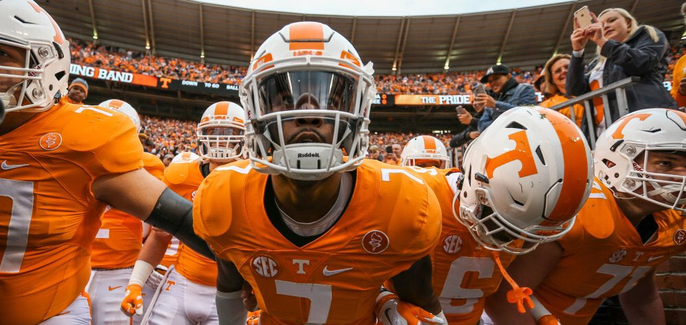 Blessed to receive an offer from University of Tennessee 🍊 #Gbo #govols @CoachJPruitt