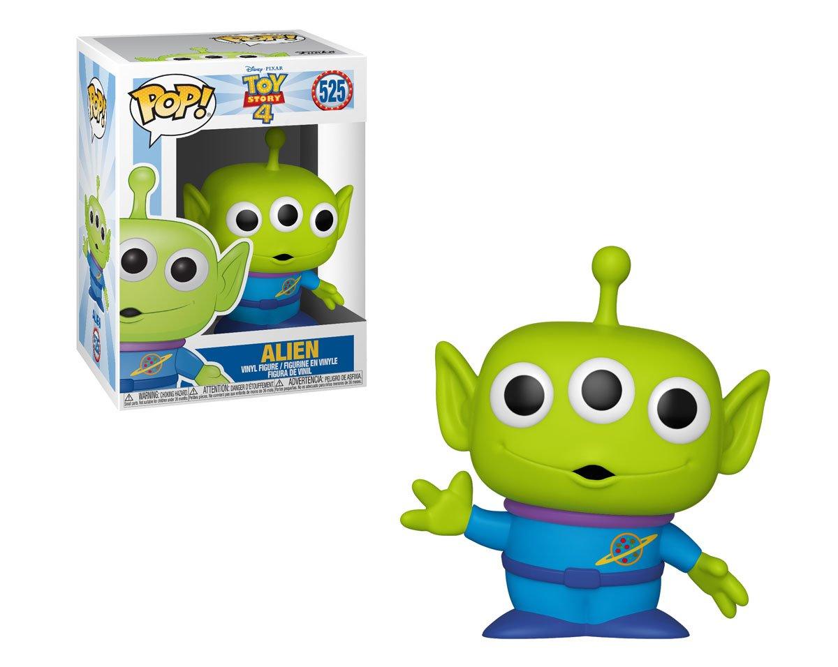 RT & follow @OriginalFunko for a chance to WIN a #ToyStory4 Alien Pop!