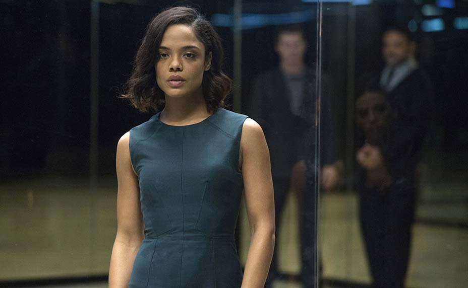 I feel like I'm always mired inside of paranoia that someone is going to arrest me and take me to spoiler jail. @TessaThompson_x discusses the challenges of working on high-profile projects like #AvengersEndgame and #Westworld thr.cm/7kZNw7