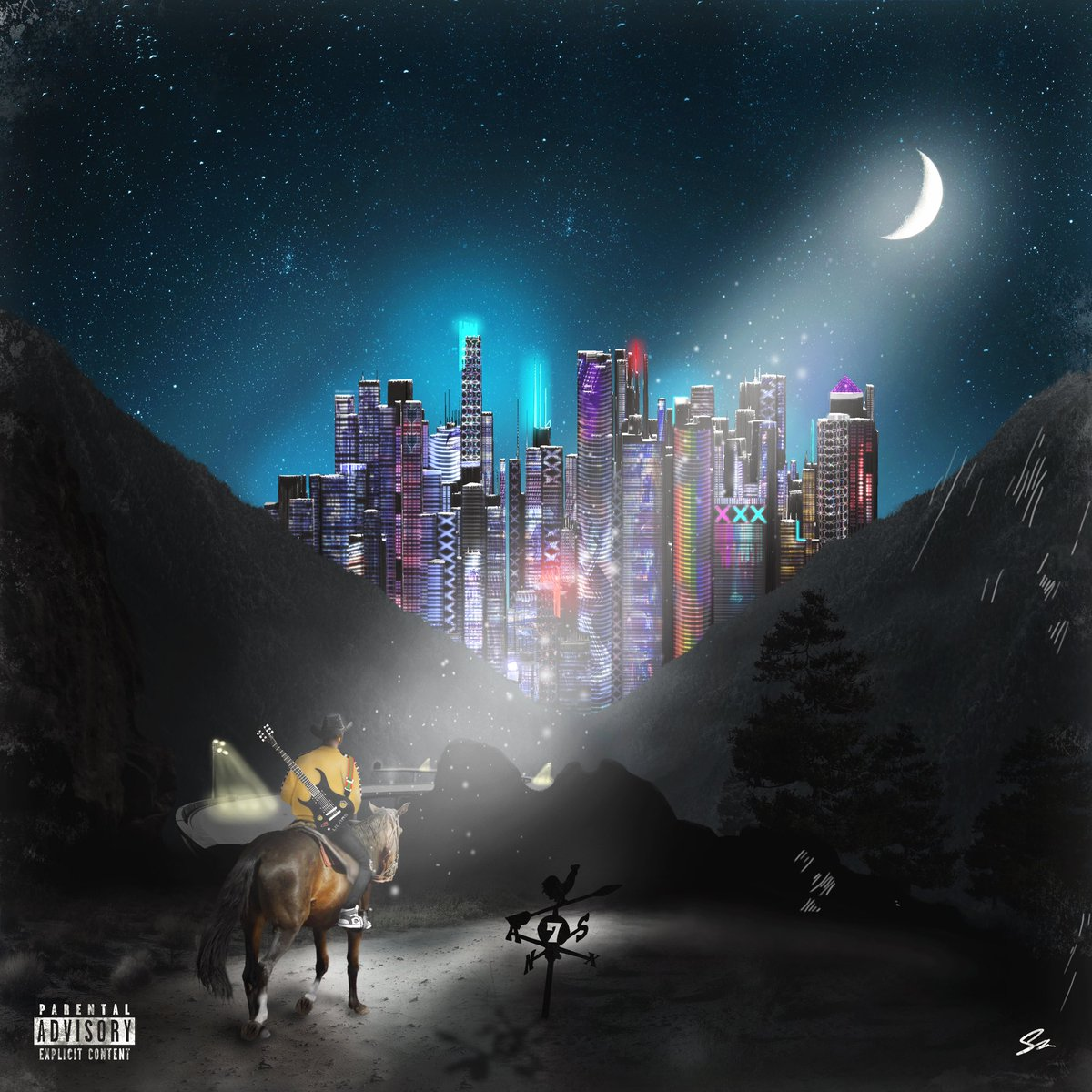 7 DROPS ON JUNE 21ST!! 🐎🌃💫