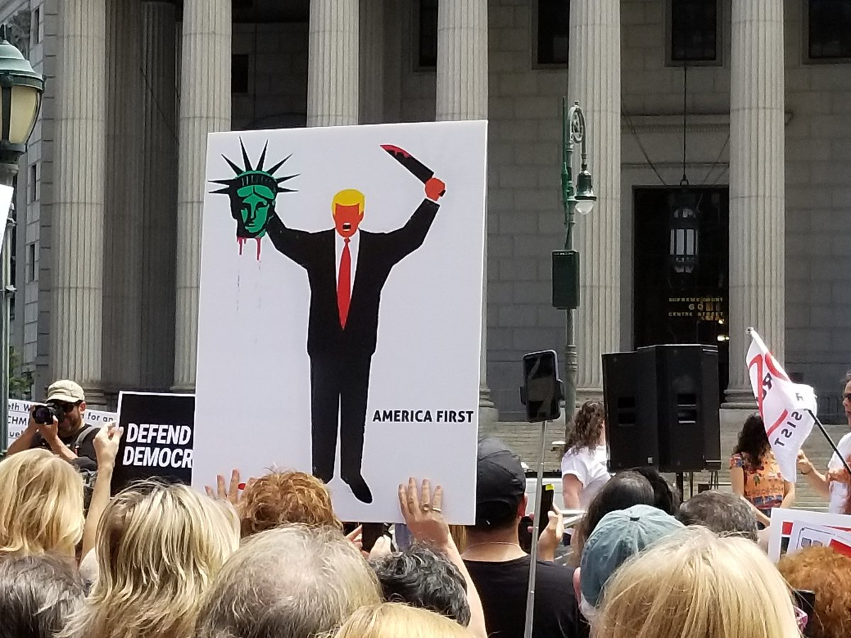 It's time to impeach! #ImpeachTrumpNow @MoveOn<br>http://pic.twitter.com/jf5zZPqckc