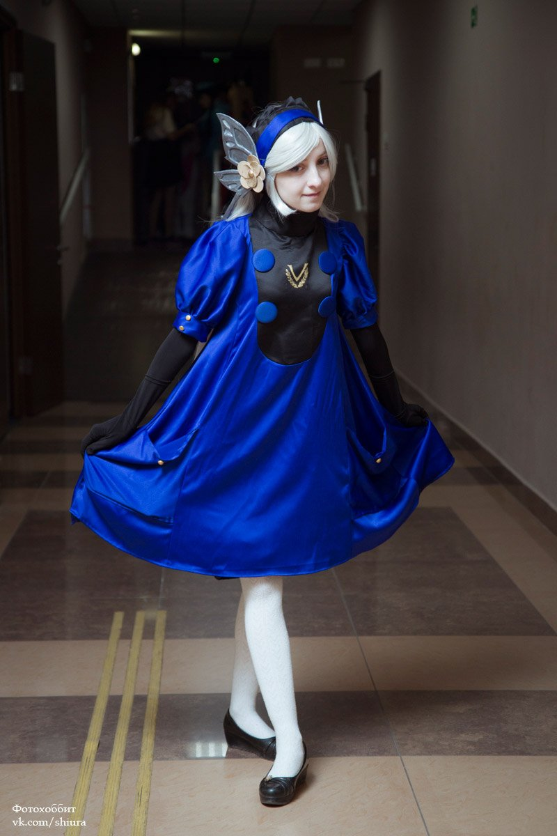 Persona 5💙💙💙 Lavenza #VelvetFriday @ThePhanSite @AtlusUSA @Atlus_jp @Persona_Central