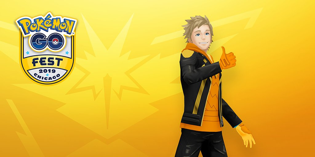 ⚡ We asked Professor Willow if Spark has any advice for Trainers working on the Global Challenge. He said that Spark thinks everyone should remain positive, no matter what! ⚡
