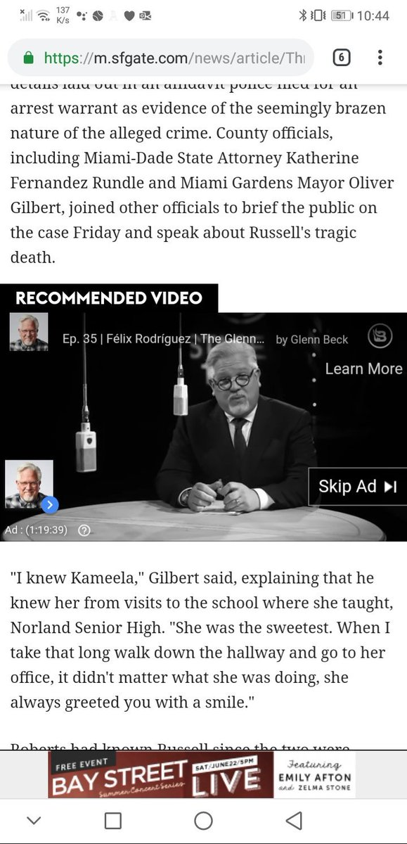 Glenn Beck is now recommended video at SFGate. Whos responsible for this?? @katiedowd @mrobertsonsf