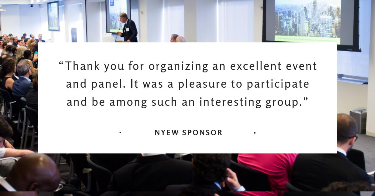 test Twitter Media - Sponsors love New York Energy Week, but don't take our word for it! Here's what sponsors are saying. #NYEWExperience https://t.co/x8Y1XsFteW https://t.co/m3mDVJt2cg