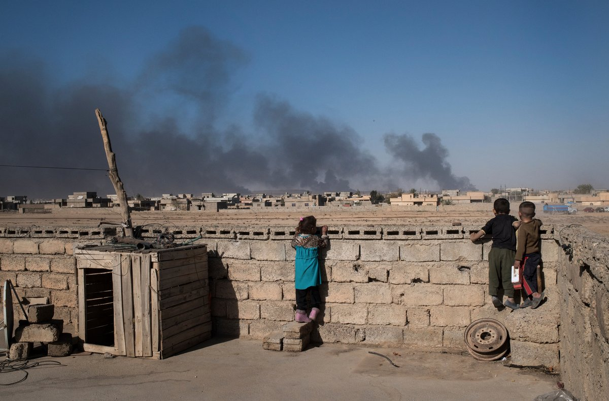 Violence against children occurs in all settings and is interlinked and cumulative. It is often the same children who experience violence in not just one, but several settings, making life unbearable. Lets #endviolence against #children. pic:@unicefiraq v/@srsgvac