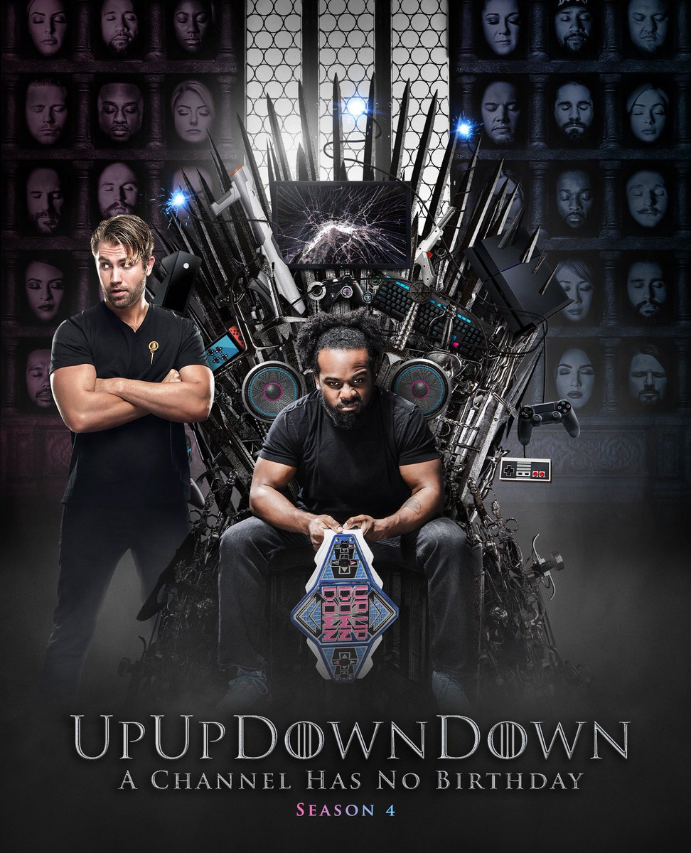 HAPPY 4th BIRTHDAY to #UUDD!! Thank you for watching the videos and telling your friends about us! We LOVE making these videos for you all and hope to be doing this for years to come! As our fearless leader always says... #KeepItTight  https:// youtu.be/Pmmlyi31JtQ    <br>http://pic.twitter.com/za6vjnFcFz