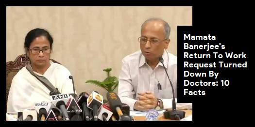"""Lead story now on http://ndtv.com:Mamata Banerjee, addressing the media this evening, said, """"We are not going to take any strict action against the doctors"""" https://www.ndtv.com/india-news/bengal-doctors-reject-mamata-banerjees-offer-for-talks-10-points-2053623…#NDTVLeadStory"""