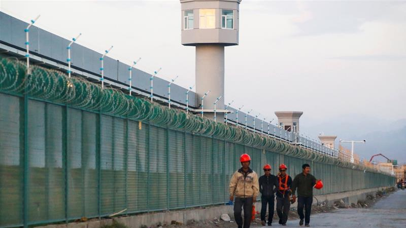 China could use UN visit to Xinjiang to portray repression of Uighurs as 'legitimate counterterrorism', says US https://aje.io/nqrzh
