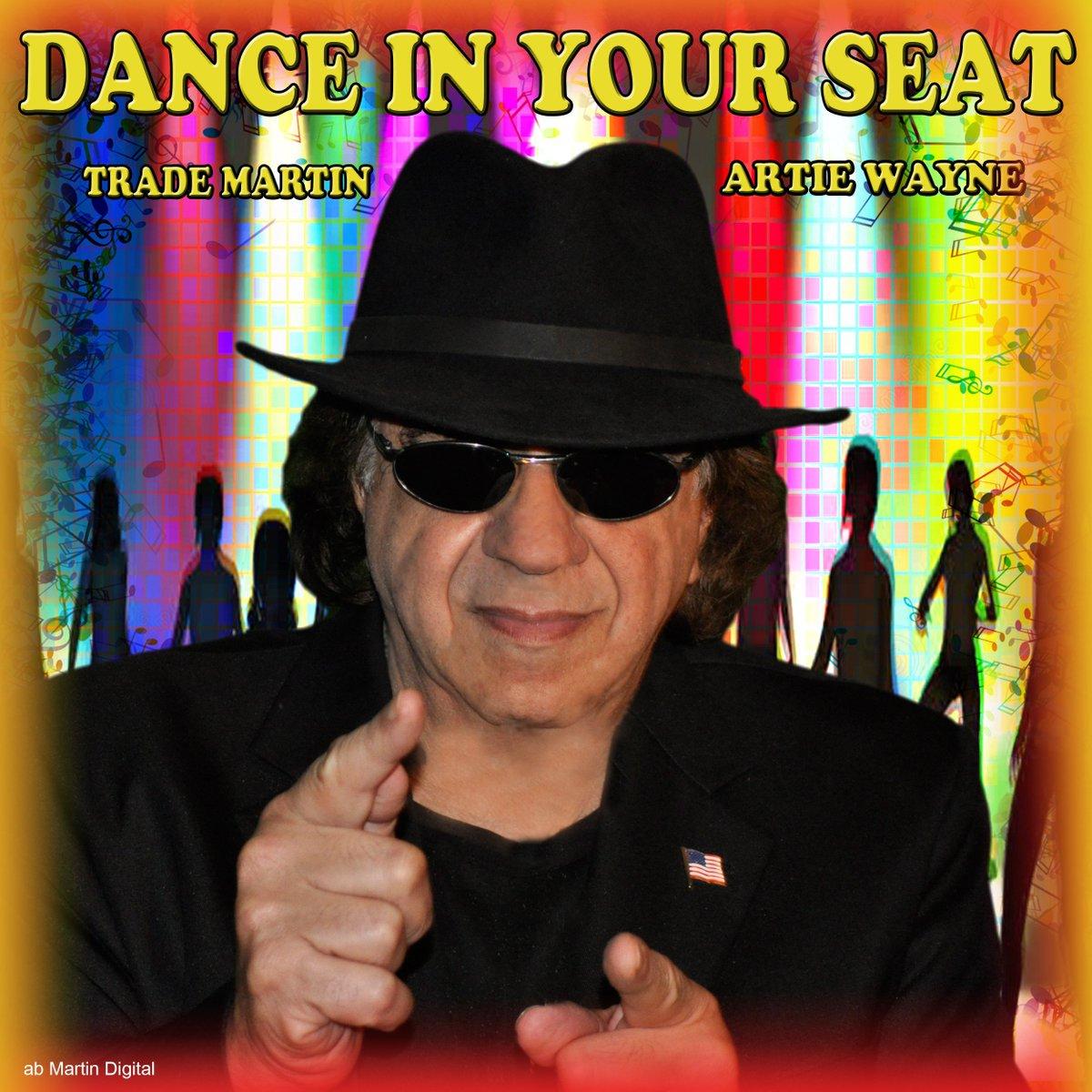 .Dance In Your Seat https://www.youtube.com/watch?v=Omaagp3_bP0… #trademartin #abMartinDigital #iTunes #Amazon #Spotify #AppleMusic #Pandora #ArtieWayne