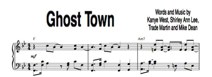 .Ghost Town https://www.youtube.com/watch?v=qatEUlouf0o… #TradeMartin #abMartinDigital #KanyeWest #Amazon #Spotify #Pandora #AppleMusic #iTunes