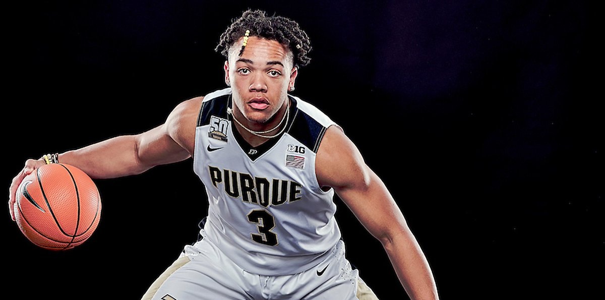Alrighty @Lakers @KingJames @wojespn  You are now in very good shape. But you need a little firecracker to pop. That would be #CarsonEdwards. Find a way to draft Carson. You know what he did at highest level in NCAA tourney. GET CARSON! He will complete the puzzle. #purdue #NBA