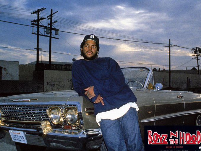 Happy 50th Birthday to Rapper and Actor O\shea Jackson aka Ice Cube born on June 15,1969 in Compton California.