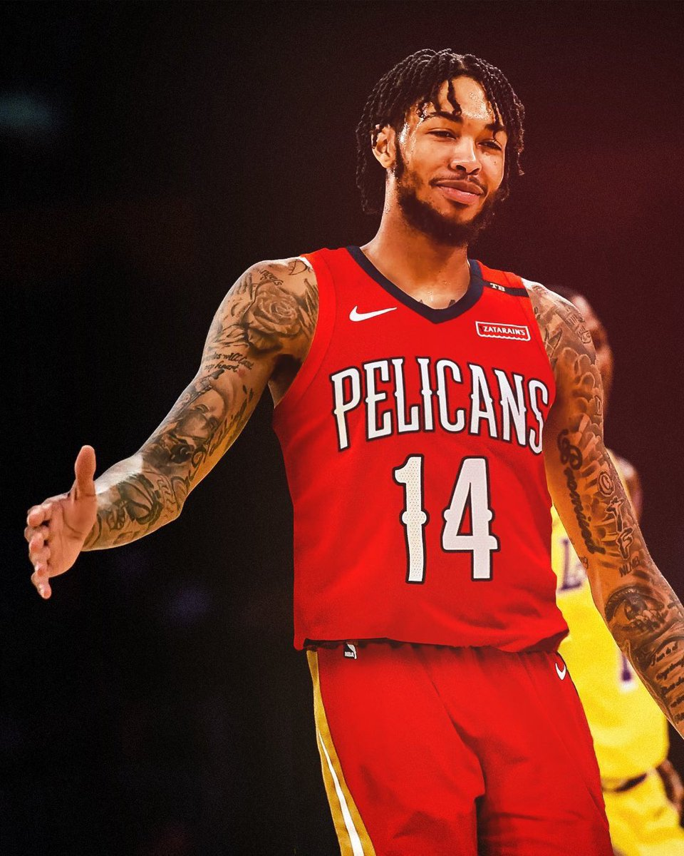 15 game stretch for Brandon Ingram before he got shut down for the season:  23.0 PPG 5.6 RPG 3.0 APG 57% FG 38% 3PT  David Griffin is reportedly a big fan of Brandon Ingram. Sky is the limit