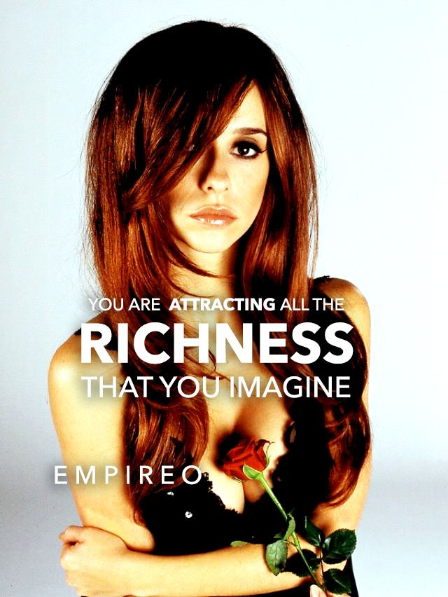 """You are attracting al the #RICHNESS that you imagine.  """"QUANTUM LEAP TO MILLIONAIRE""""💰💎 ▶️ I want to know more about the program https://empireoquantumleap.com/  #MILLIONAIREMINDSET #LUXURYLIFE #EXPLOITINGYOURMENTALMINE"""