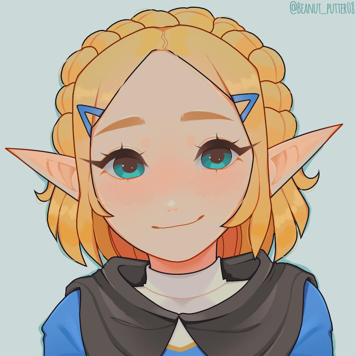 Zelda, the best waifu. Give me more please Nintendo, you can't just give me a Christmas present early then take it away :'( #digitalart #NintendoSwitch #TheLegendofZelda <br>http://pic.twitter.com/OzailHApgz