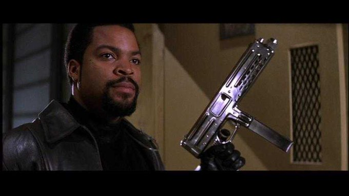 Happy 50th birthday to GHOSTS OF MARS star Ice Cube!