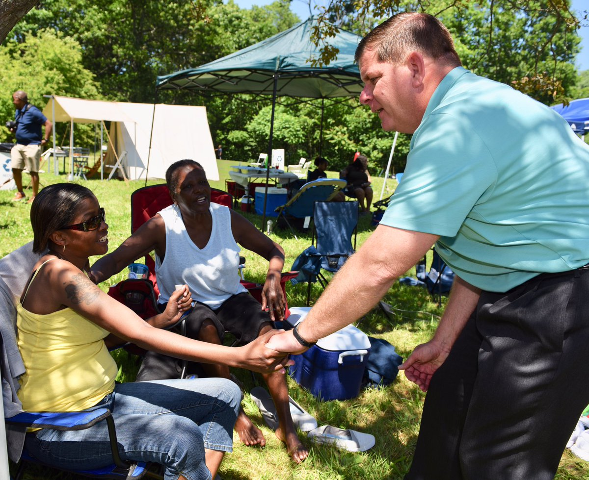 I had a great time today at the annual Juneteenth celebration at Franklin Park. This Wednesday, let's reflect on how far we have come, while reigniting our passion for fighting for liberty and justice for all.