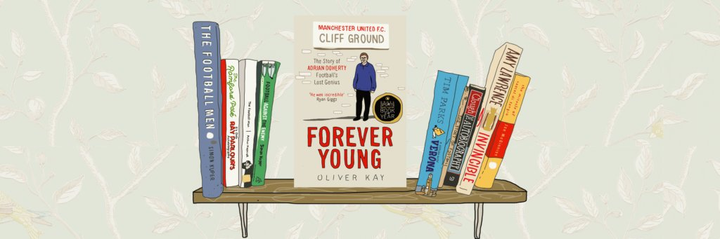 Tifo Library | Forever Young: The Story of Adrian Doherty, Football's Lost Genius  @OliverKayTimes retelling of the Adrian Doherty story, from glinting prospect to cautionary tale: https://www.tifofootball.com/features/forever-young-the-story-of-adrian-doherty-footballs-lost-genius/ …