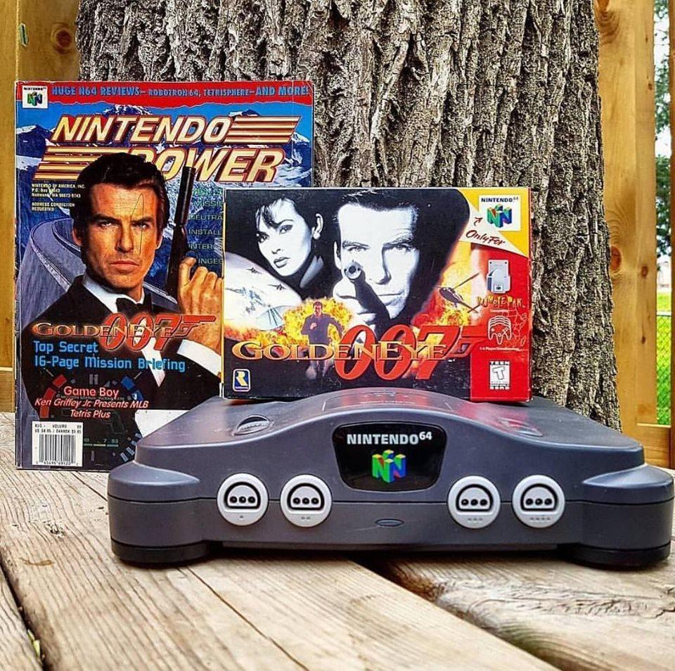 Vintage Style On Twitter De Los Mejores Juegos De Nintendo 64