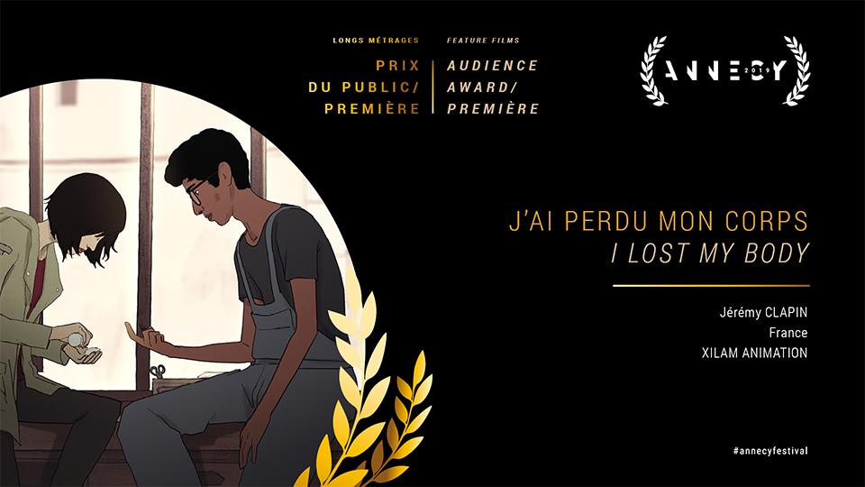 🌟#PrixOfficiels 🌟 Félicitations aux lauréats des prix officiels d'#annecyfestival 2019 !  🌟#OfficialPrizes 🌟 Congratulations to the #annecyfestival 2019 Official Prizes winners!