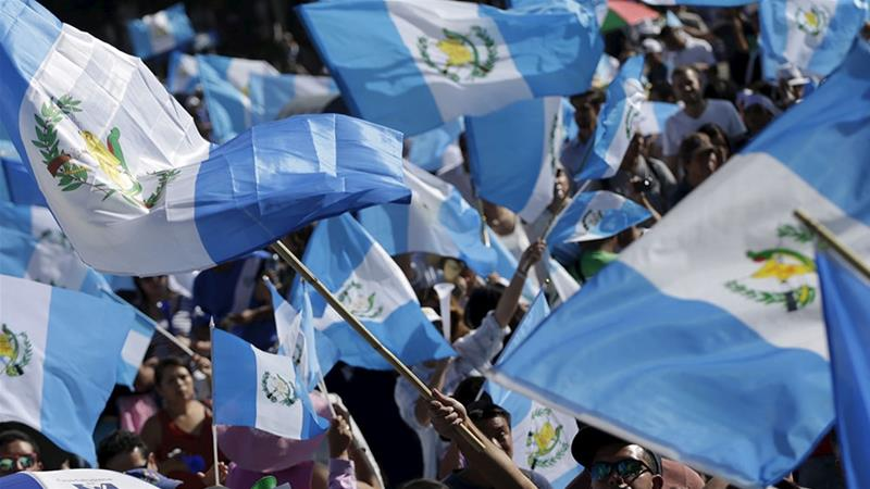 Five things to know about Guatemala's elections on June 16 https://aje.io/2geb2