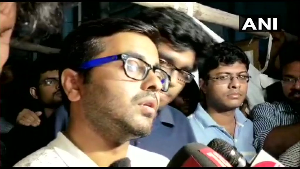 Junior doctors of #NRSMedicalCollege and Hospital, Kolkata, West Bengal: This has become an ego fight for the CM but for us it's a fight for survival. We wanted her to meet the assaulted doctor Paribaha Mukhopadhyay. It wasn't a spontaneous attack, it was a planned attack.