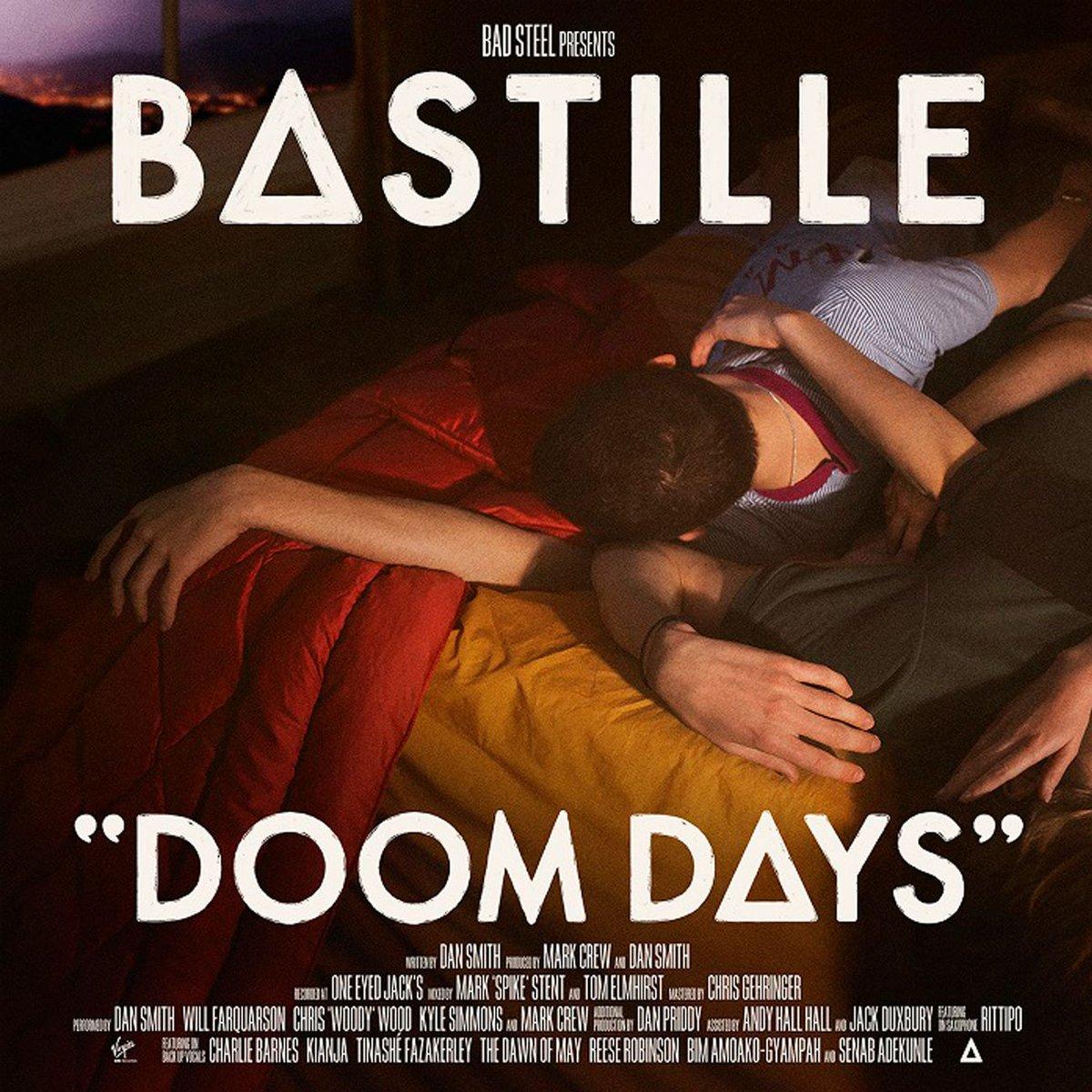 Did you read my review of @bastilledan new album Dooms Day?  https://buff.ly/2IezaBC  @OneUniqueBlog  #musicblogger #albumreview #musicreview #doomsday #bastille #album